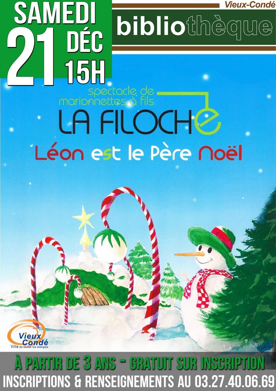 Léon est le Père Noël