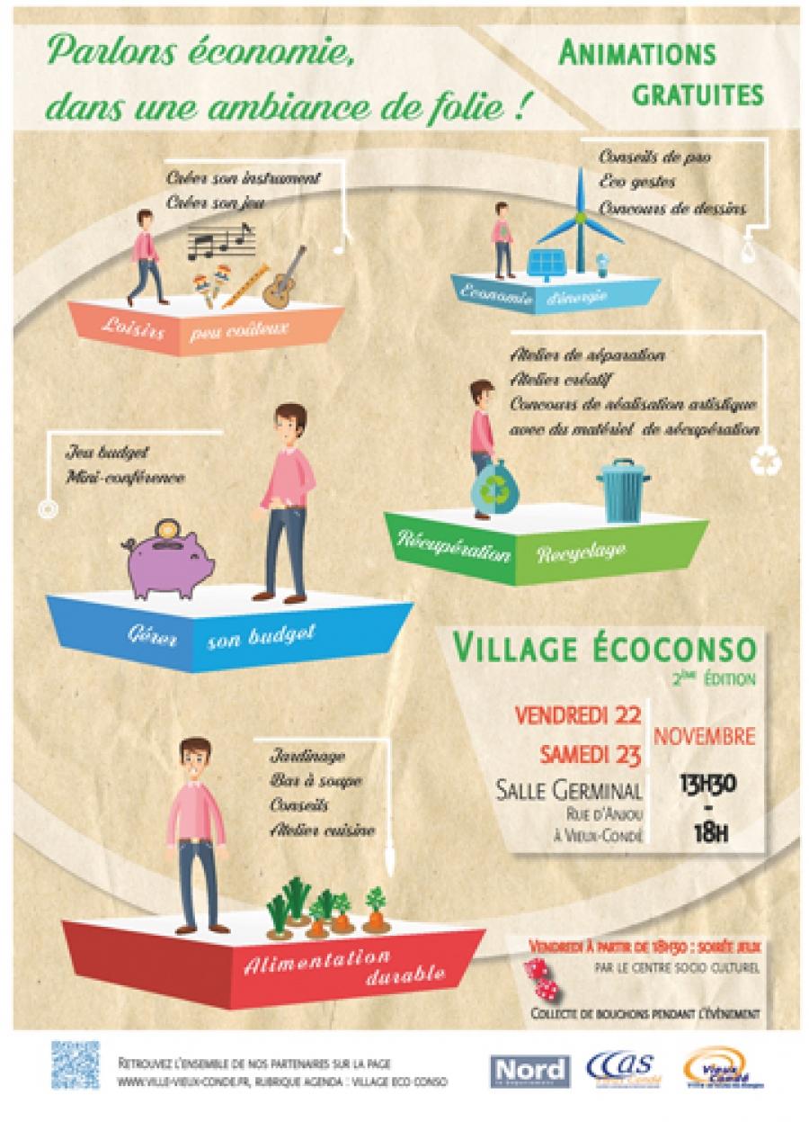 Village Eco Conso