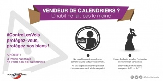Arnaque aux calendriers