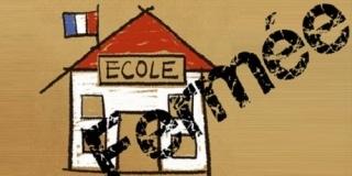 Attestation fermeture des écoles de Vieux-Condé